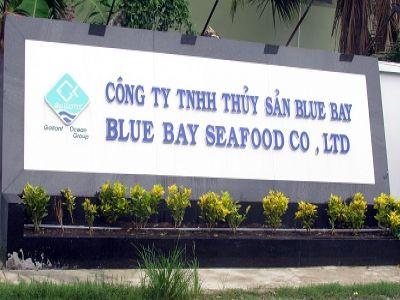 NHÀ MÁY CÀ MAU, VIỆT NAM - BLUE BAY SEAFOOD